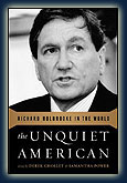 Book: The Unquiet American: Richard Holbrooke in the World